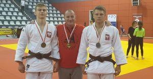 Złoty i srebrny medal Mistrzostw Polski dla czechowickich judoków!