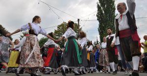 [ZDJĘCIA] Ligota Folk 2017 za nami - Włosi i Baciary