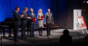 [ZDJĘCIA] Nagrody Burmistrza w dziedzinie upowszechniania kultury