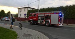 [ZDJĘCIA] Czechowice-Dziedzice po czwartkowej nawałnicy