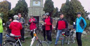 [WIDEO, ZDJĘCIA] Cykliści powitali Nowy Rok na dwóch kółkach