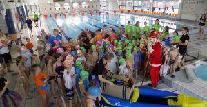[ZDJĘCIA] X Amatorskie Świąteczno-Mikołajkowe Zawody Pływackie