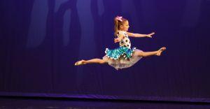 Czechowickie baletnice na Międzynarodowym Konkursie