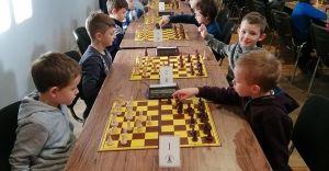 [ZDJĘCIA] I Turniej Ligi Szachowej Gminy Czechowice-Dziedzice