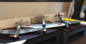"""[ZDJĘCIA] Wystawa """"100 lat Polskiego Lotnictwa Wojskowego"""""""