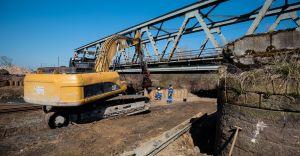 [ZDJĘCIA] Ruszyła przebudowa stacji za ponad 1,4 miliarda złotych