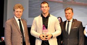 [FOTO] Wojciech Pilarz Sportową Indywidualnością Roku 2019