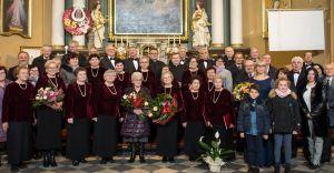 [ZDJĘCIA] Jubileusz chóru przy parafii Św. Katarzyny