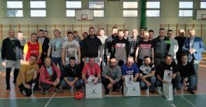 II Turniej Piłki Halowej Ochotniczych Straży Pożarnych