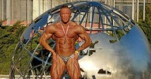 Zawodnik Strong Life na II miejscu w Światowym Rankingu IFBB