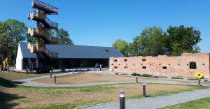 Budowa Centrum Edukacji Ekologicznej na ostatniej prostej