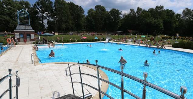 Kąpielisko miejskie w Czechowicach-Dziedzicach - 24.06.2017
