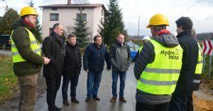 Ruszyły prace przy budowie drugiego etapu kanalizacji sanitarnej
