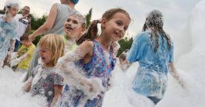 Zapaleńcy 2019 - Aktywny Dzień Dziecka w Parku na Północy